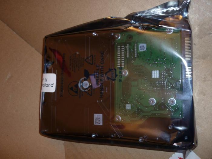 3621259 - [Review] [Festplatte] - 500GB Seagate ST3500418AS 7200 16MB 7200 Umin SATA