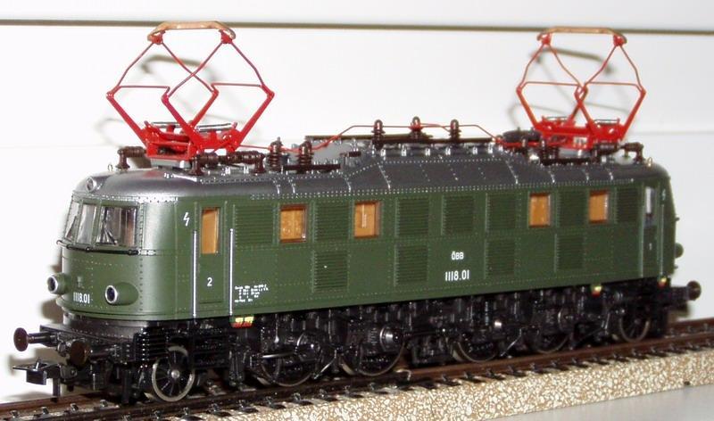 BR 1018: Roco-Nr. 4141E (1982-1986) 3918049