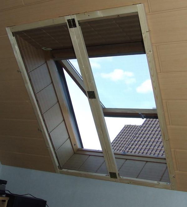 katzen forum fliegengitter f r dachfenster eigenbau. Black Bedroom Furniture Sets. Home Design Ideas