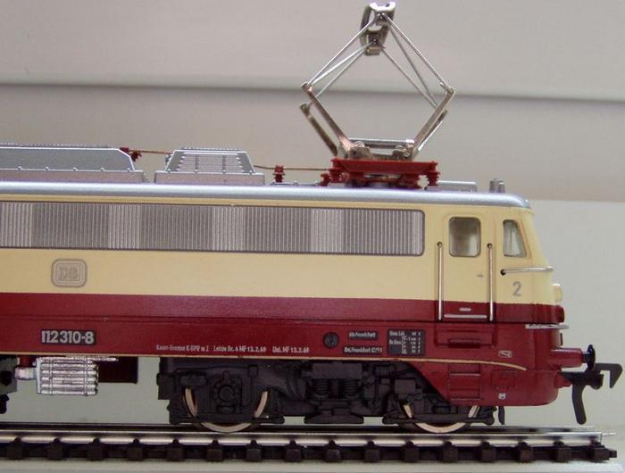 Fleischmann BR 112 310-8 4751521